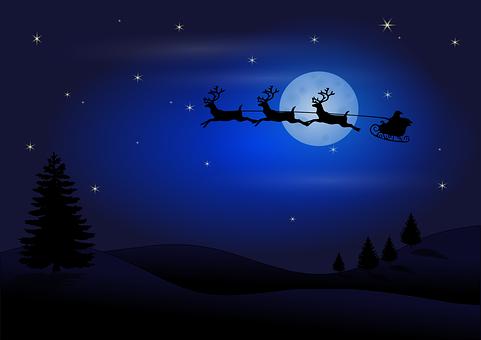 Gibt es den Weihnachtsmannwirklich?
