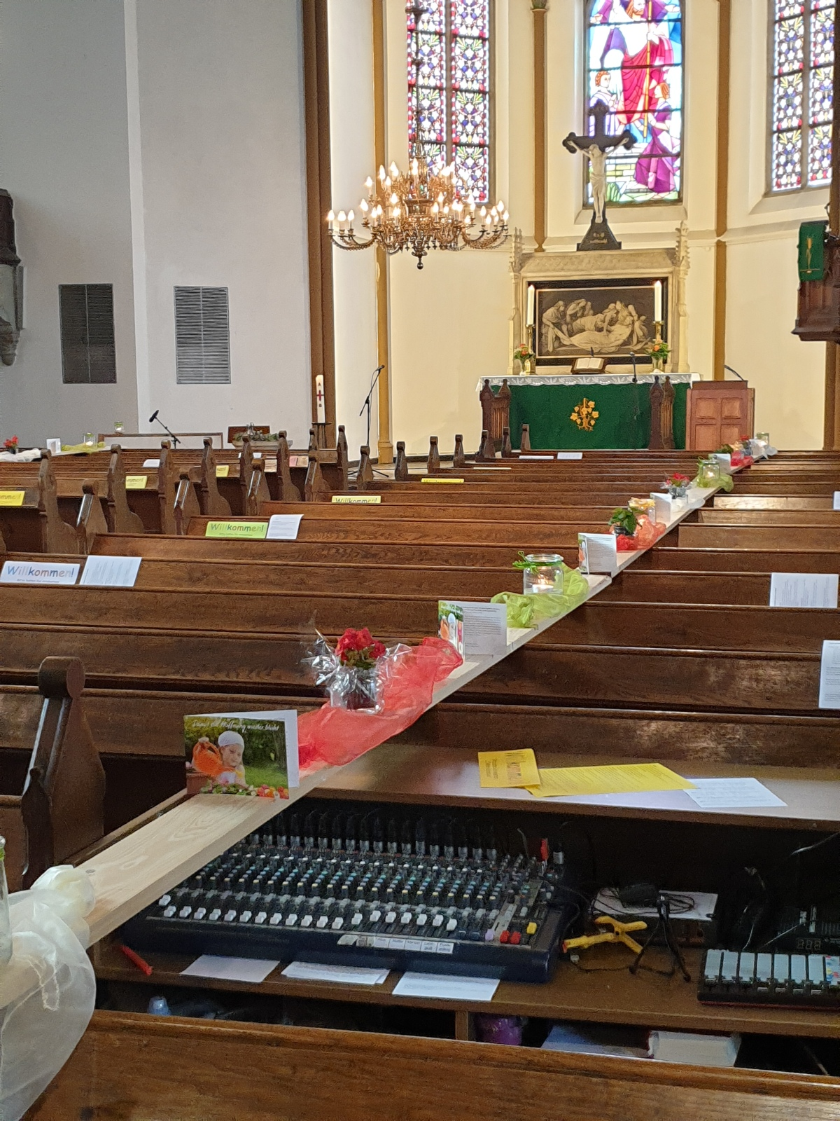 Gottesdienst in Corona-Zeiten
