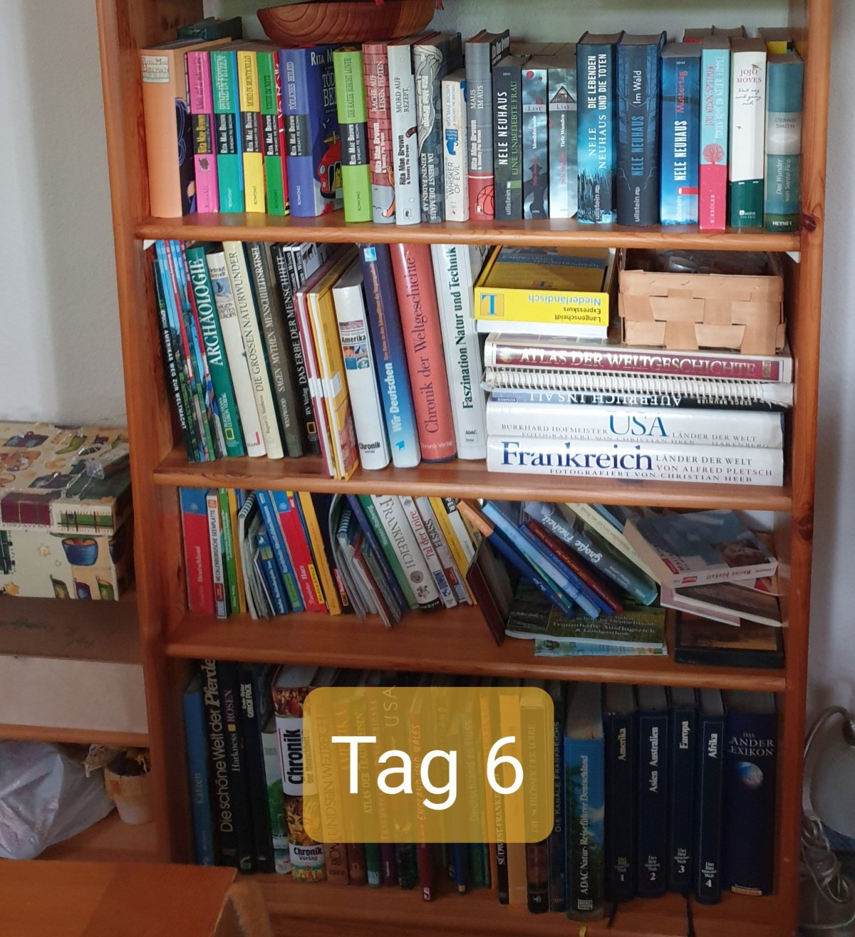 30 Days Book Challenge -Tag6