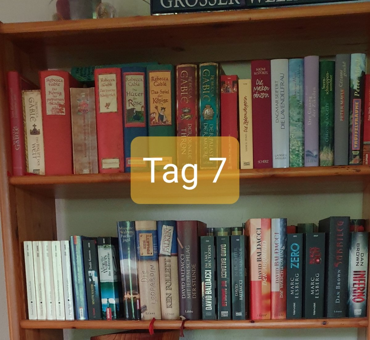 30 Day Book Challenge – Tag 7