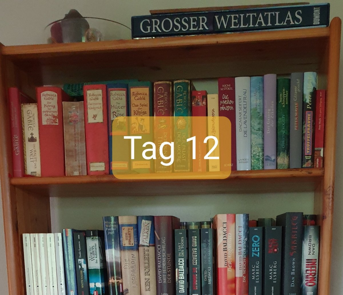 30 Days Book Challenge – Tag12