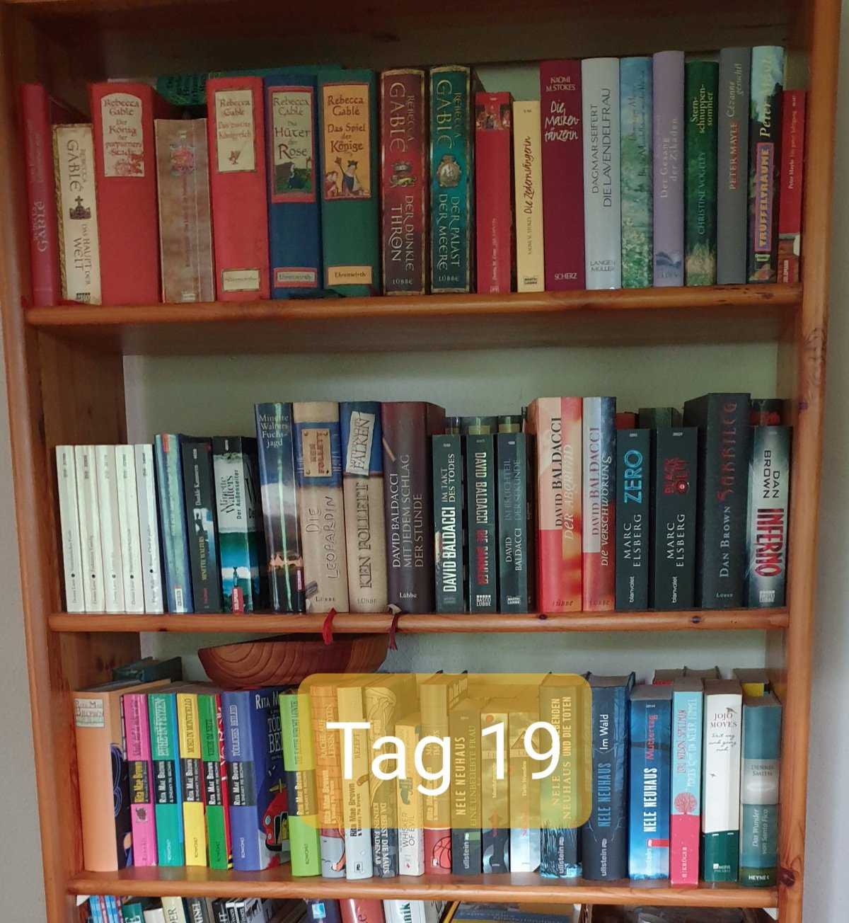 30 Days Book Challenge – Tag19