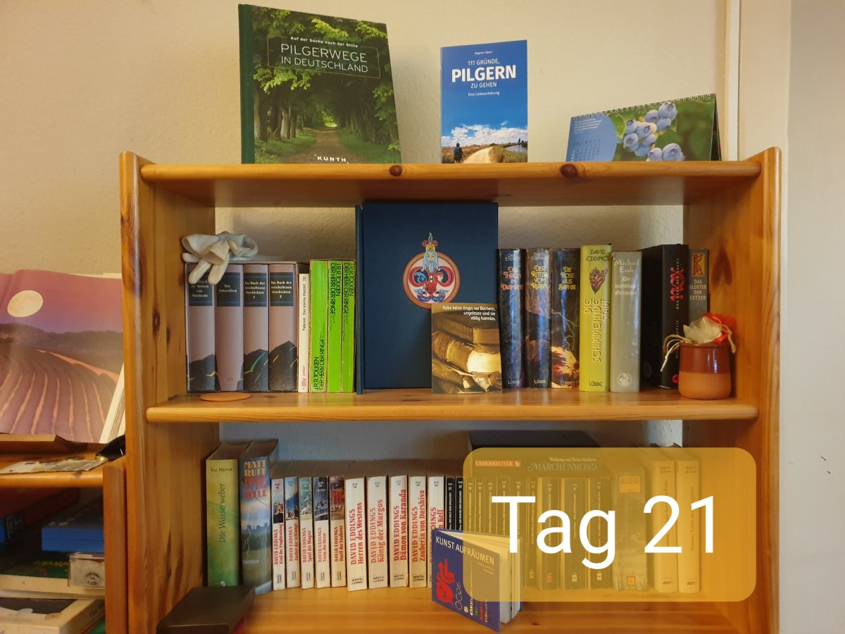 30 Days Book Challenge – Tag21