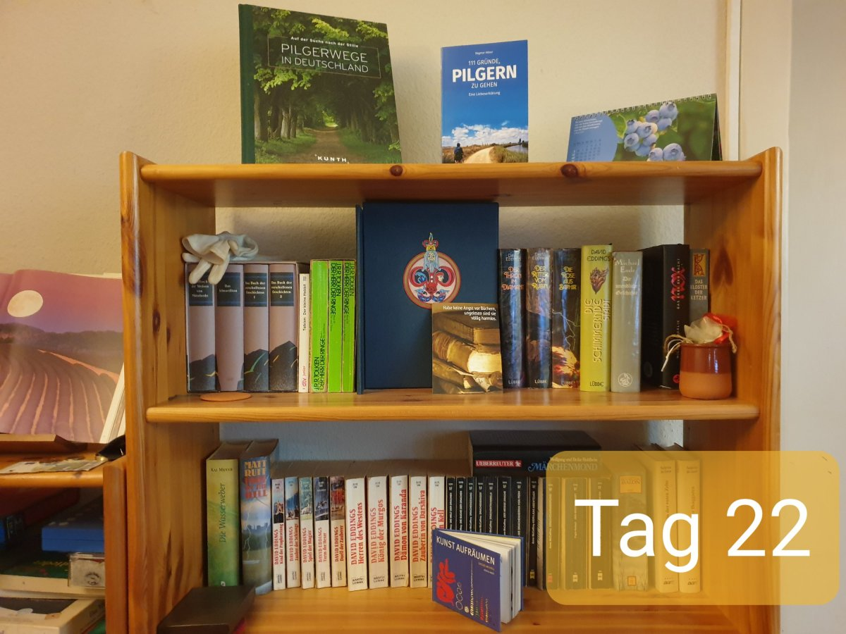 30 Days Book Challenge – Tag22