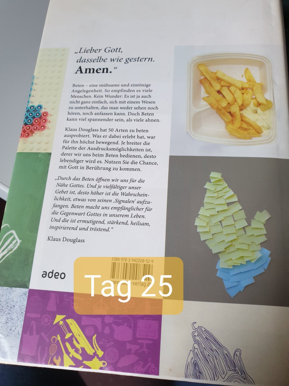 30 Days Book Challenge – Tag25