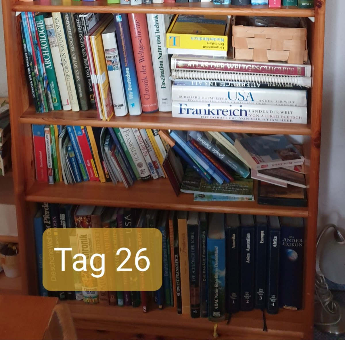 30 Days Book Challenge – Tag 26