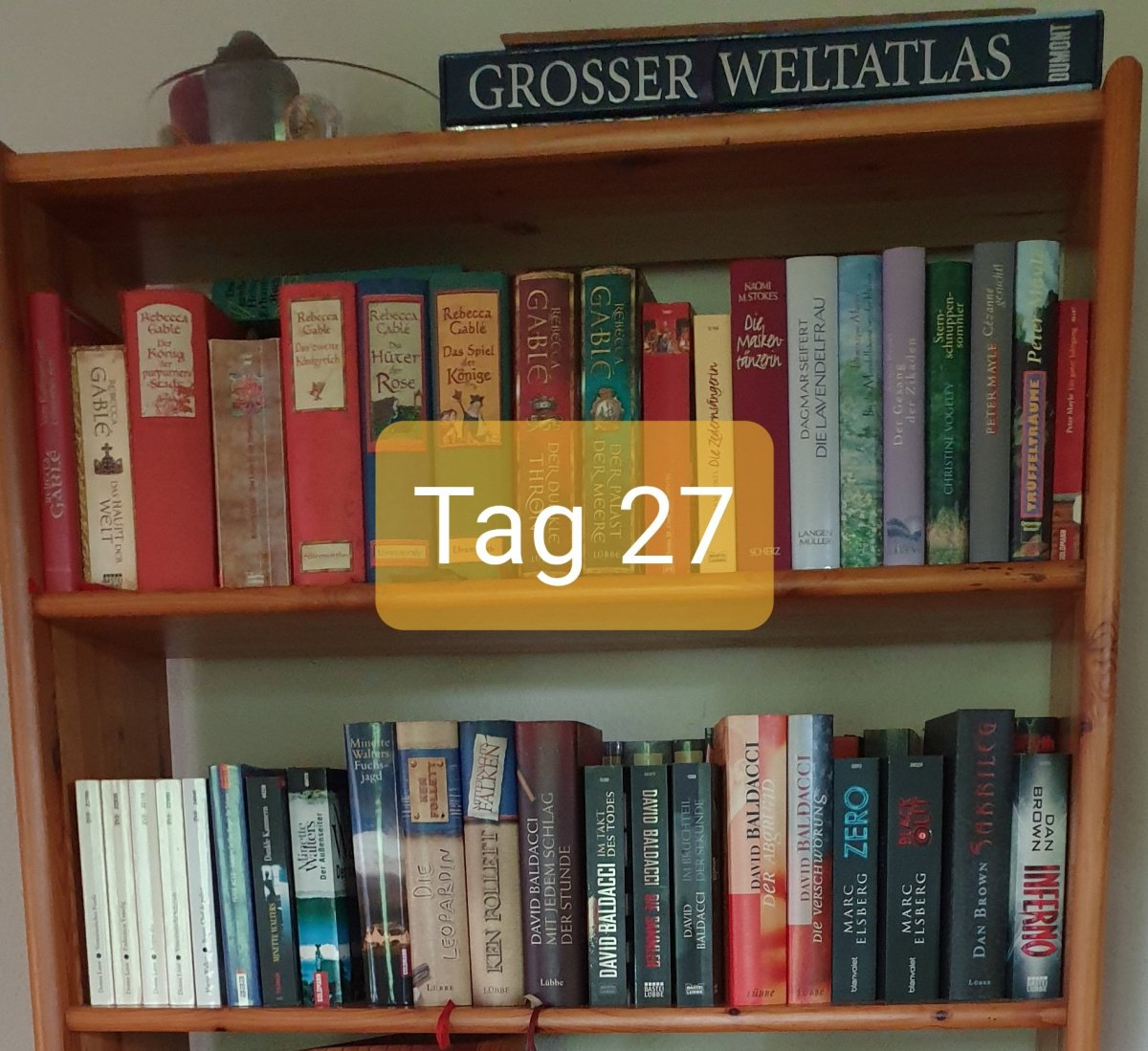 30 Days Book Challenge – Tag 27