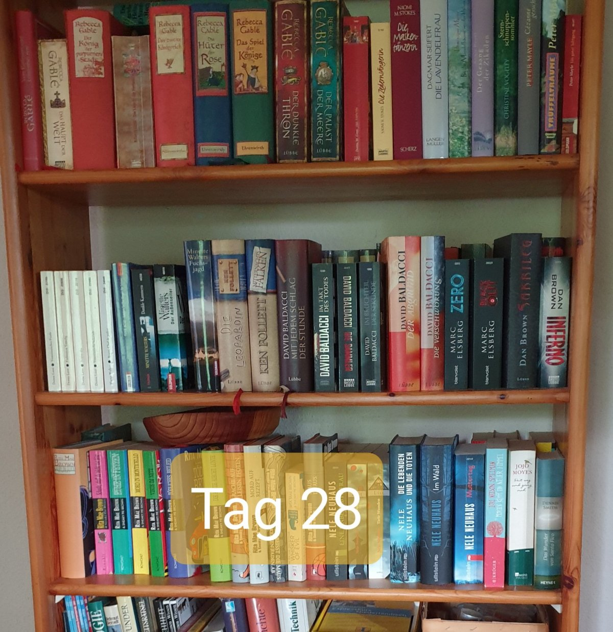 30 Days Book Challenge – Tag28