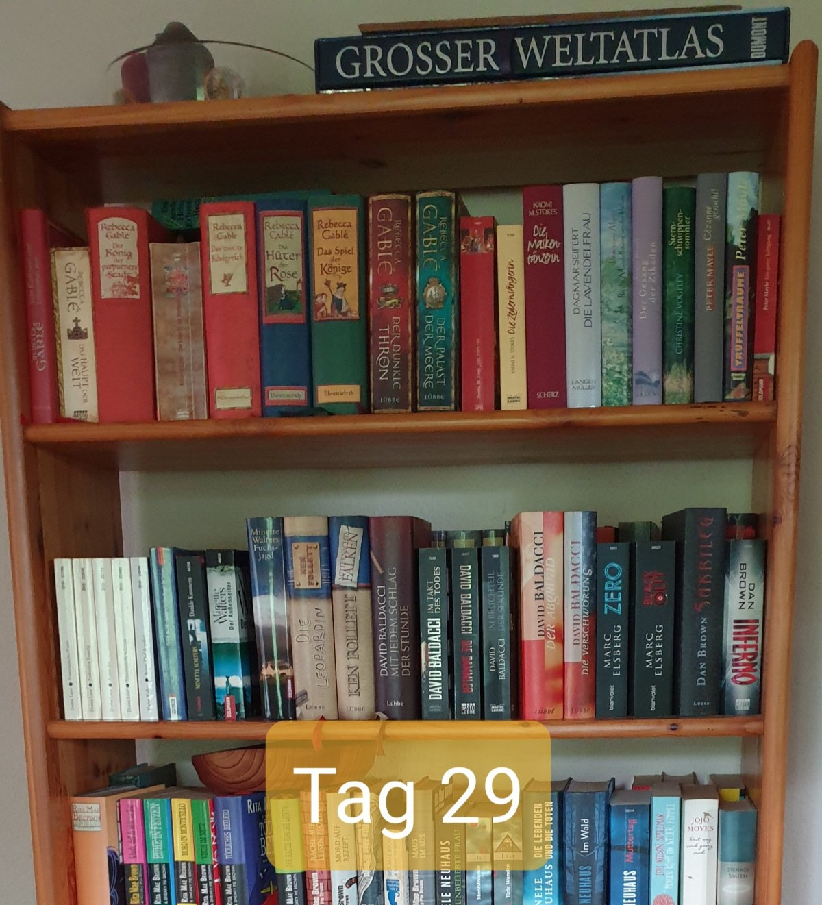 30 Days Book Challenge – Tag 29
