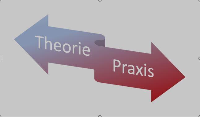 Der Unterschied zwischen Theorie undPraxis…